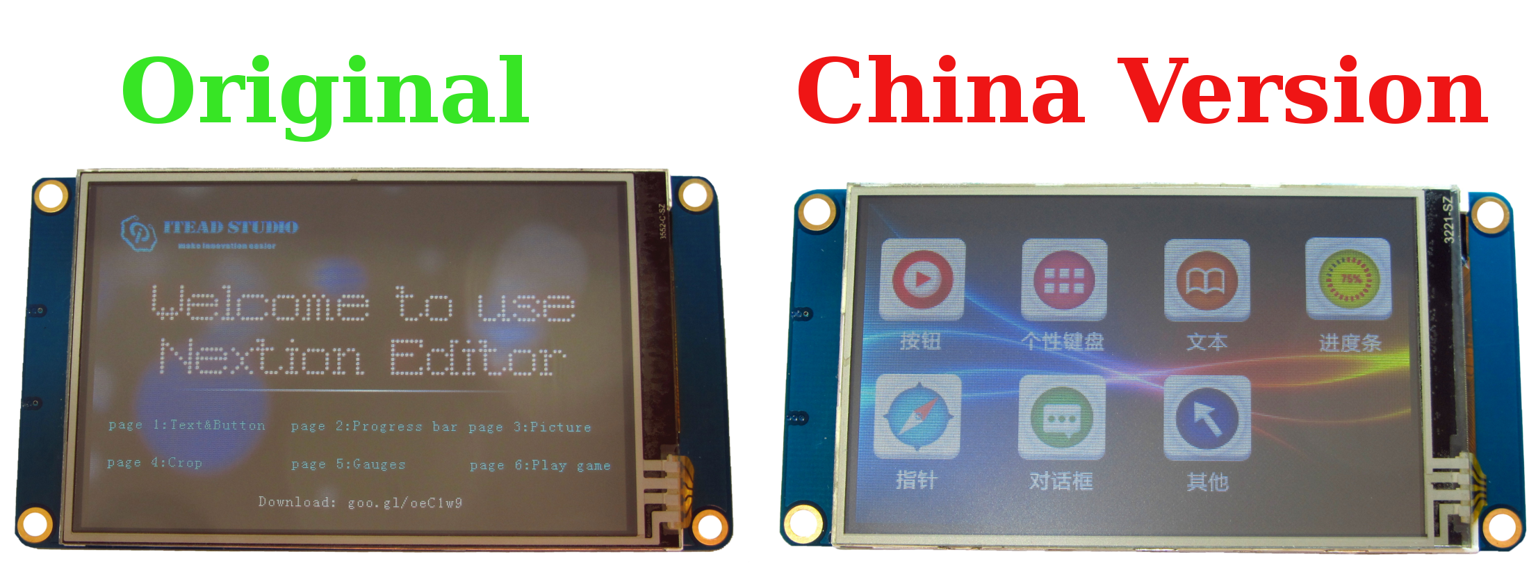 Nextion HMI Display - arduino-projekte info