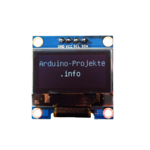 "0,96"" OLED Display I2C"
