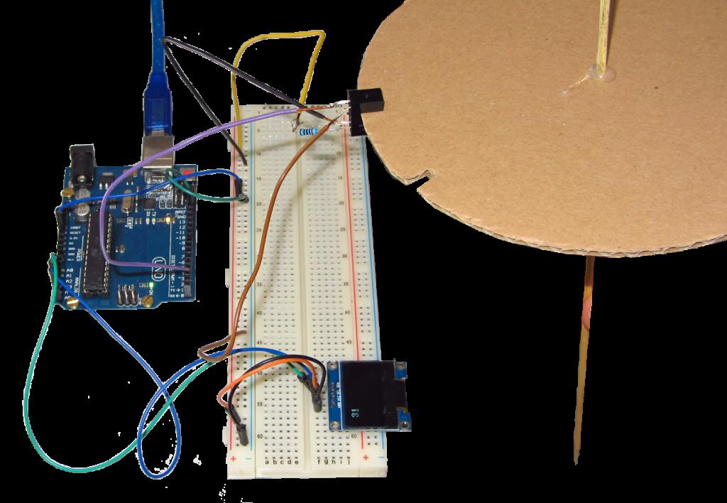 Drehzahlmessung mit Arduino