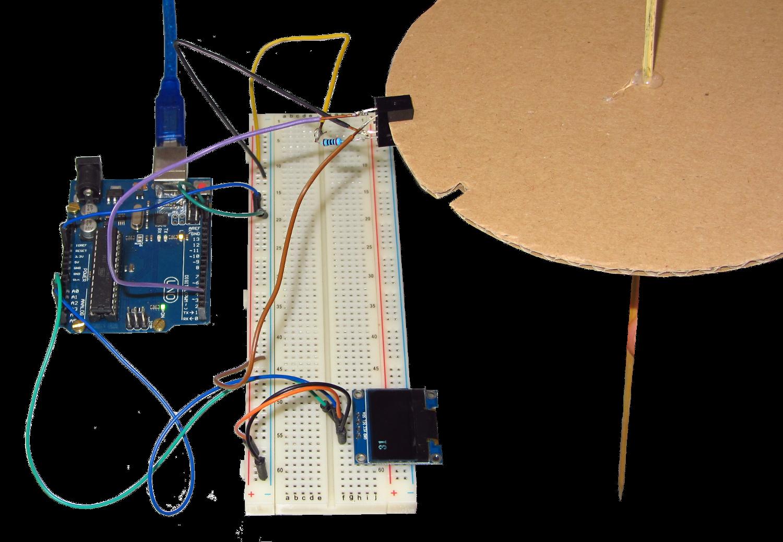 Drehzahlmesser arduino projekte
