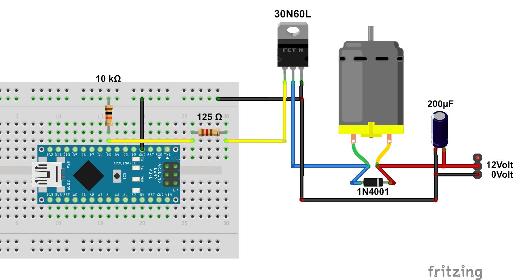Schön Einfache Elektronikprojekte Schaltungen Ideen - Elektrische ...