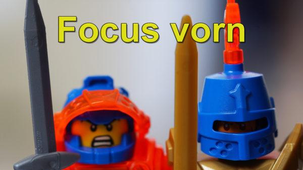 Focus vorn