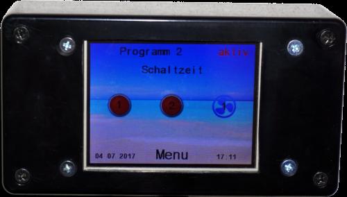Arduino Lüftersteuerung